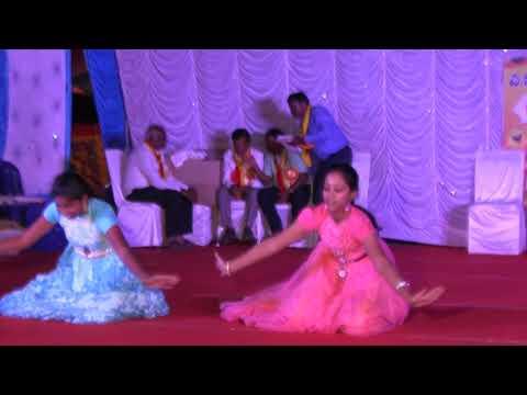 Sakhi Satvi dancing for Kannada Rajotsava @ AECS layout, bangalore thumbnail