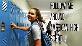 FOLLOW ME AROUND - AMERICAN HIGH SCHOOL