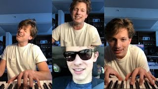Download Lagu Charlie Puth | Instagram Live Stream | 23 March 2018 w/ Shawn Mendes & Fans Gratis STAFABAND