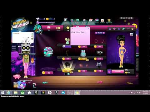 How To Get Free Clothes On Moviestarplanet January 2015