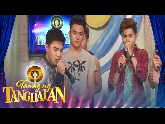 "Tawag ng Tanghalan: #DAREYOUGO: Mccoy sings ""One Call Away"""