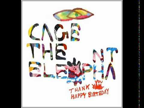 Cage The Elephant - 2024
