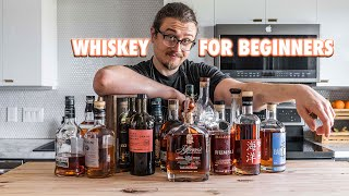 Whiskey Review And Whiskey Cocktails for Beginners