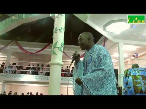 Demba Tandia fête ses 10 ans de musique à La Case de Nouakchott