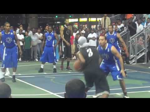 DimeTV EBC at Rucker Park: Opening Night Highlights