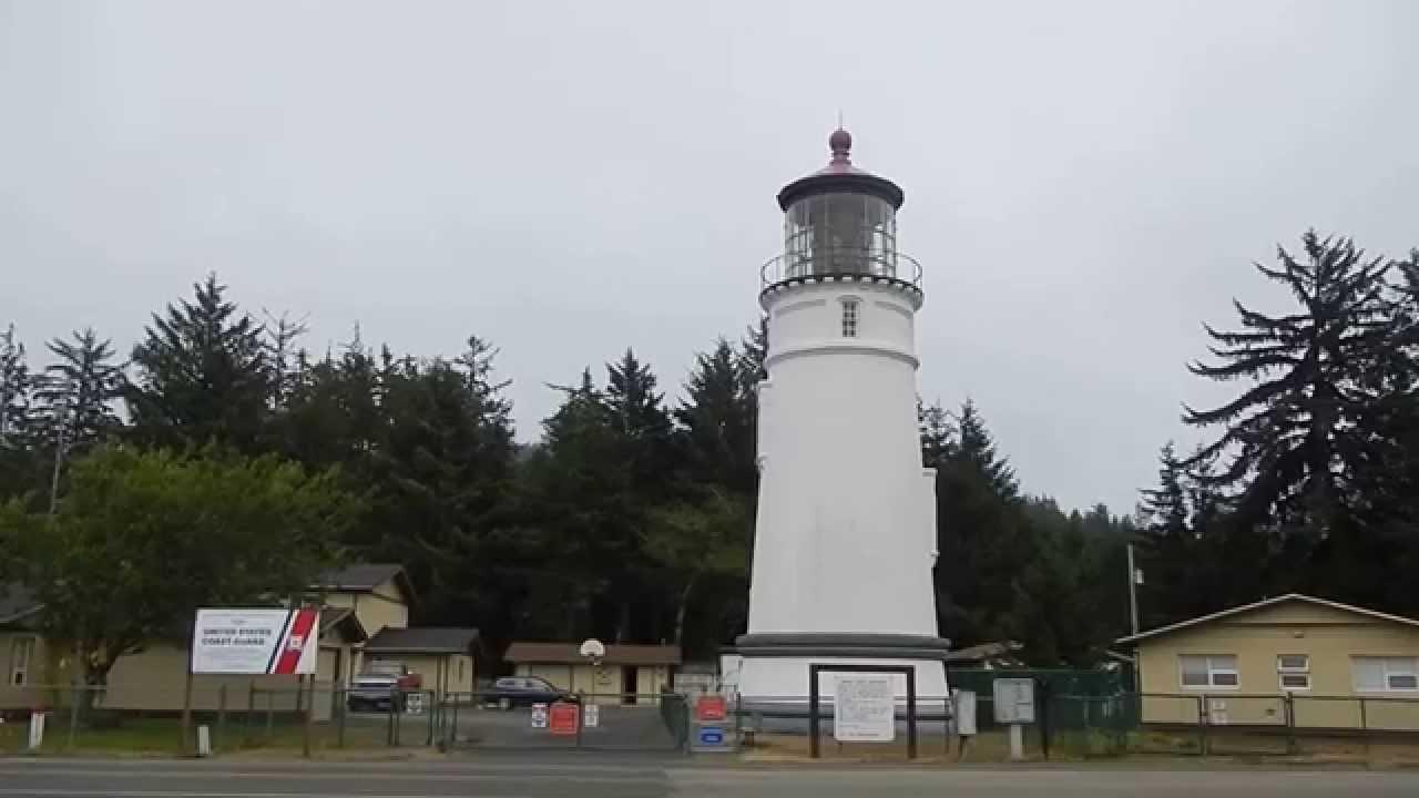 Umpqua River Umpqua River Lighthouse And