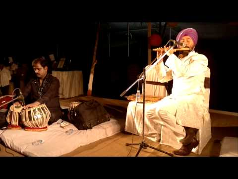 Pankh Hote To Ud Aati Re In Remix Style Flute Baljinder Singh Ballu Bansuri Vadak +919302570625.mp4 video