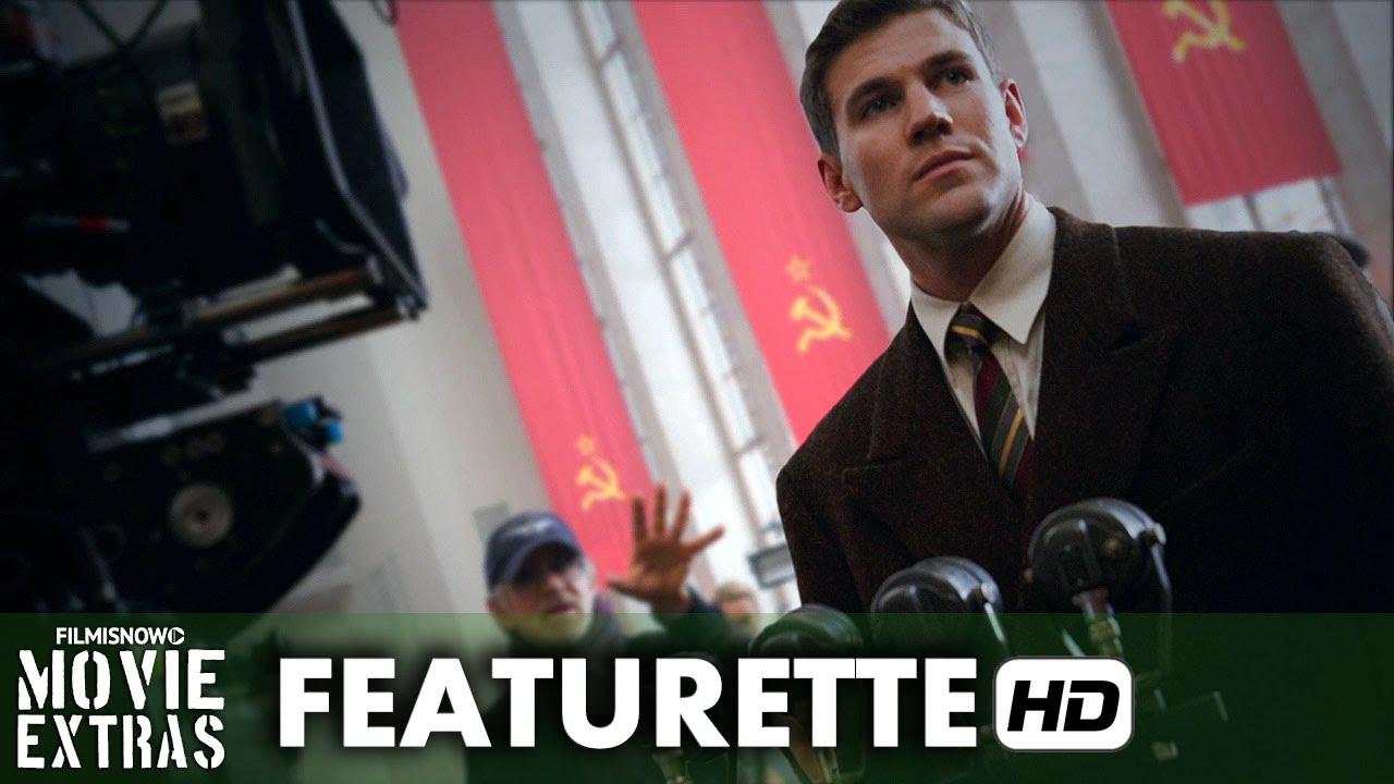 Bridge Of Spies Blu-ray/DVD (2016) Featurette - Powers Trial