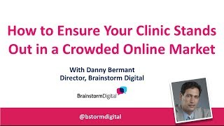 How to Ensure Your Aesthetic Clinic Stands Out in a Crowded Online Market