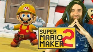 Super Mario Maker 2 - Story Mode