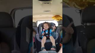 Funny baby dancing #londonondatrack #g-eazy #throwfits (I do not own the rights to this music)