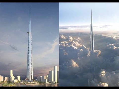 Kingdom Tower in Jeddah Western Saudi Arabia