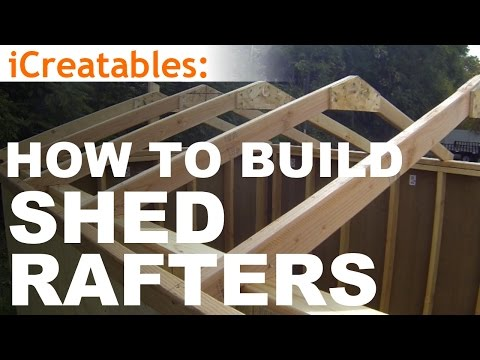Building a shed roof over a deck plans