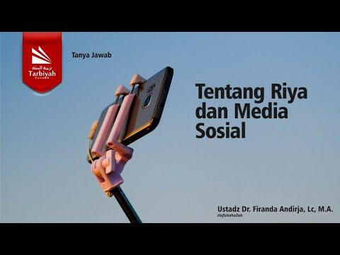 Soal Jawab | Tentang Riya & Media Sosial... - Ustadz Firanda Andirja, MA.