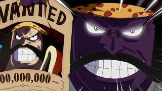 Gol D. Roger had the STRONGEST HAKI in One Piece! Chapter 917+