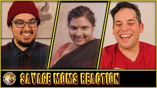 Savage Moms Jordindian Reaction Video and Discussion