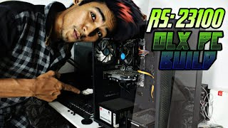 OLX GAMING PC BUILD UNDER 25000RS ... ULTRA GAMING ... UNTOLD STORY ABOUT MY PC BUILD??? Timelapse ?