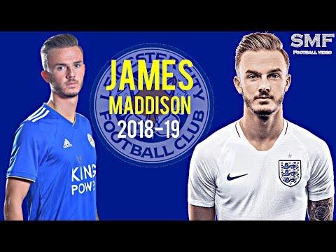 James Maddison 2018-19 ●  Best skills Show ● HD
