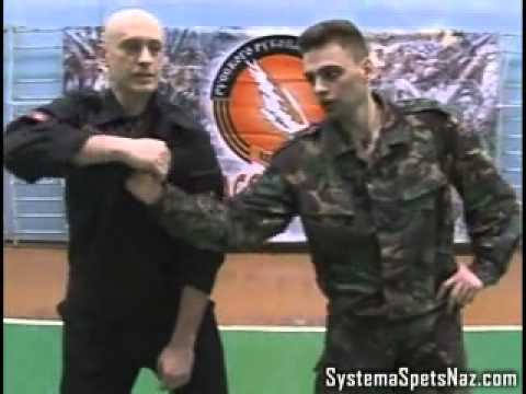 TAKEDOWNS   Systema Spetsnaz   Russian Martial Image 1