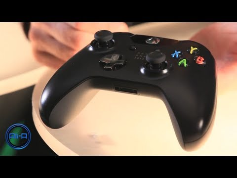 Xbox One Unboxing - Console, Controller, Mic & More! - (Xbox 1 Microsoft 2013 HD)