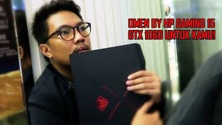[Ligagame Review] Ultimate Gaming Laptop OMEN by HP - 15-dc0035tx