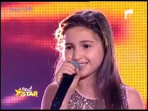 Miruna Schiopu - Pink - just Give Me A Reason - Next Star video
