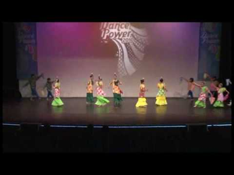 Pandanggo-oasiwas  Dance Power 2010 video