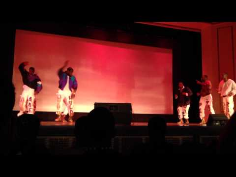 UIUC Stepdown 2K14 Omega Psi Phi Fraternity, Inc. Poisonous Pi Psi Chapter