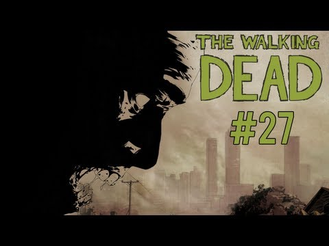 CRAWFORD - The Walking Dead Episode 4 - Part 27 [Walkthrough / Gameplay]