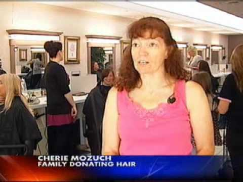 VIDEO: Locks of Love 6pm 10/16/2010