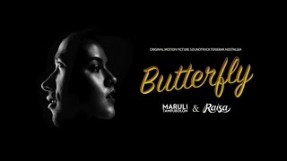 Download Lagu Butterfly  - Maruli Tampubolon & Raisa (Official Lyric Video) Gratis STAFABAND