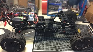 NEW ROCK BUGGY GR-01 GOM build and test