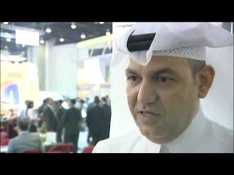Tareq Abdullah Taha, Regency Travel & Tours, Qatar @ ATM 2010