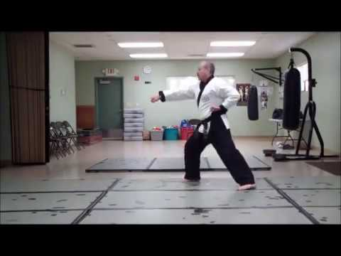 Ki Cho Hyung IL Bu - Tang Soo Do - step by step Image 1
