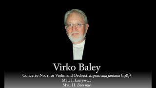 Ukrainian Visionaries The Music Of Virko Baley The Paintings Of Jurij Solovij