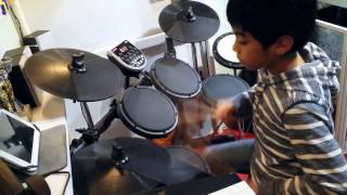 Laklak (The Teeth) Drum Cover By Mark Justine Pacion