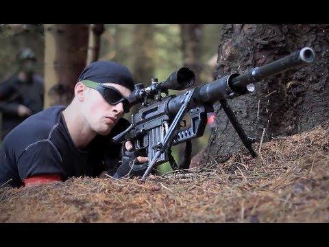 AIRSOFT SNIPERS CHEYTAC Intervention M200. L96, DRAGUNOV svd