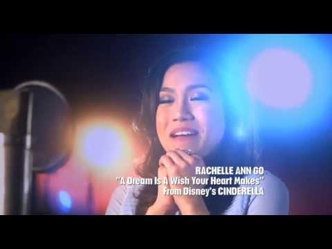 A Dream Is Wish Your Heart Makes By Rachelle Ann Go MyCinderellaMoment
