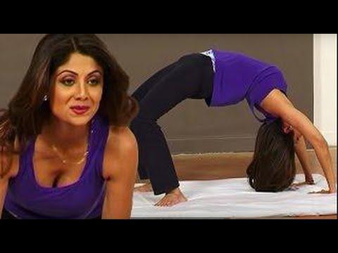 International Yoga Day with Shilpa Shetty    Hot Shilpa's Yoga - Full Show 2015!