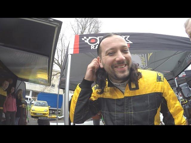 GoPro - Pražský Rally Sprint 2014 - CYP RUDA a Martin Vlček