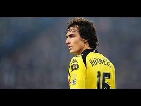 Mats Hummels ● Best Defender Dortmund ● Skills & Goals 2014