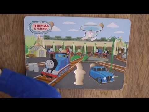 Thomas and Friends Game Jigsaw Puzzle HD - Thomas the Train streaming vf