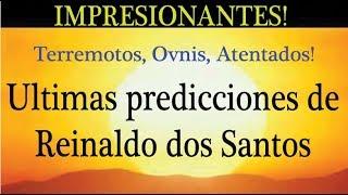 Asustadoras predicciones de Reinaldo dos Santos