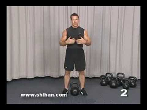 Steve Cotter Kettlebell Clean Instructional Video Image 1
