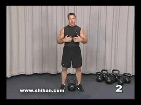 Steve Cotter Kettlebell Clean Instructional Video Image 1