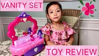 KID CONNECTION VANITY SET TOY REVIEW