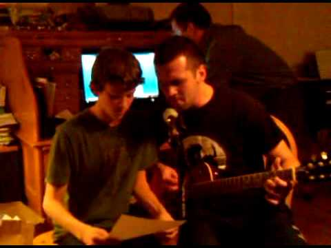 rain by breaking benjamin family music night michael and christian