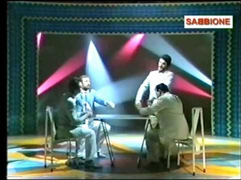 Mauro Sabbione – Matia Bazar feat Enzo Jannacci – Elettrochoc 1983