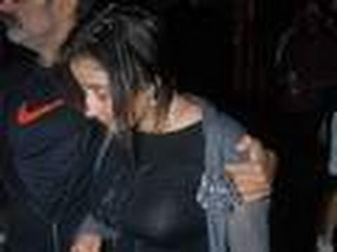 Manisha Koirala Caught Drunk video