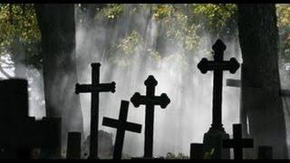Как сделать порчу по на кладбище